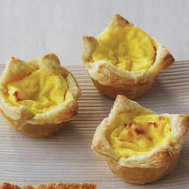 Gefüllte Kekse Minimuffins