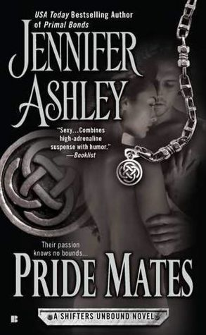Pride Mates (Shifters Unbound Series #1)