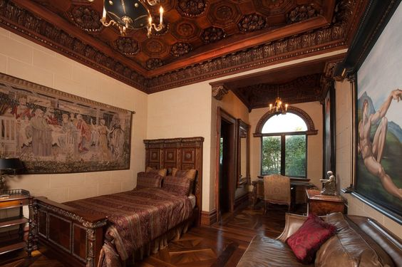 P.B. Gardens McMansion Goes Baroque Crazy for $30 Million - On the market - Curbed Miami