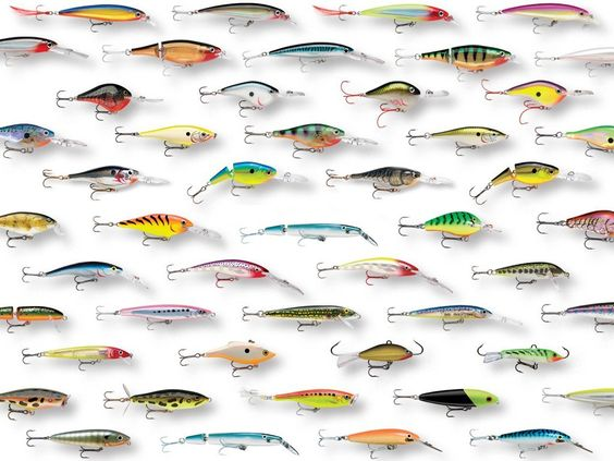 rapala fishing lures for walleyes learn how to catch any kind of, Reel Combo
