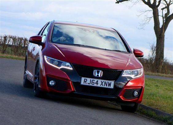 Road test: Honda Civic Sport 1.6 i-DTEC - Parkers