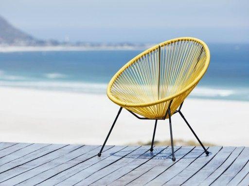 Krzeslo Sznurkowe 4 Kolory Jysk Ubberup Nowoczesne 7244847132 Oficjalne Archiwum Allegro Garden Recliner Chairs Garden Recliners Chair