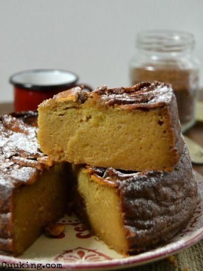 Tarta de manzana especiada   Cuuking! Recetas de cocina
