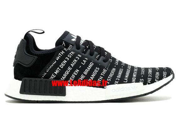 """Adidas NMD R1 """"three stripes"""" - Originals Adidas Pas Cher Pour Homme/Femme…"""
