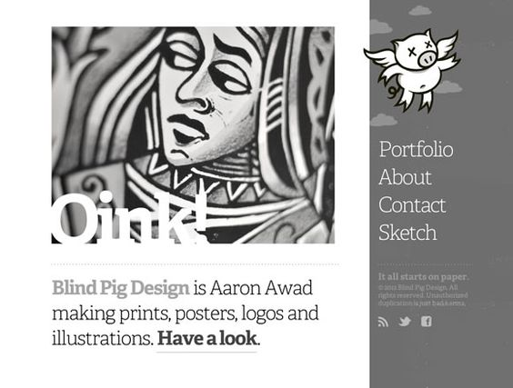 20 Inspiring Examples of Textures in Web Design | Inspiration