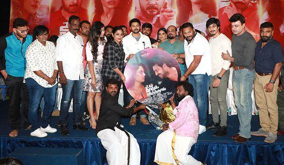 Actor Srikanth Un Kadhal Irunthal Movie Audio Launch