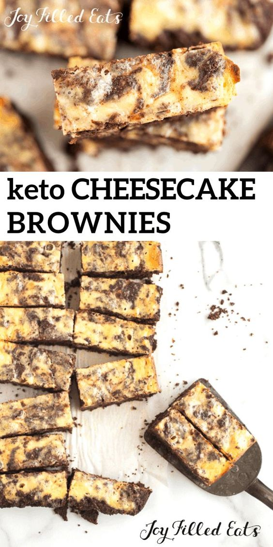 Cheesecake Brownies Low Carb Keto Thm S Gluten Free Grain