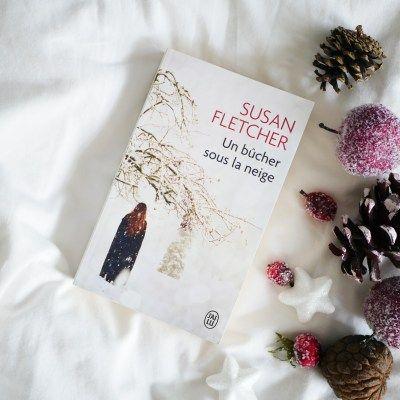 Susan Fletcher - Un bûcher sous la neige