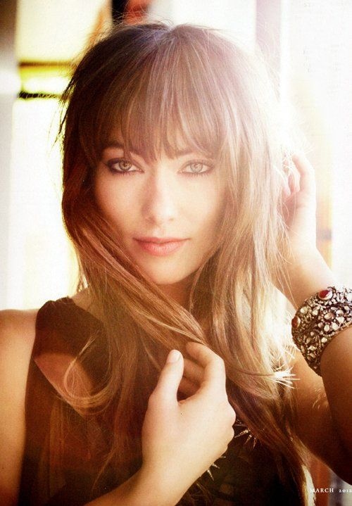 Olivia Wilde Photoshoot for the March 2012 Issue of Town & Country Magazine - olivia-wilde Photo