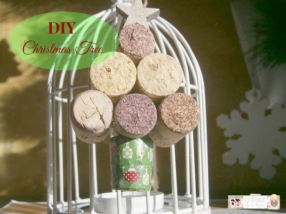 DIY: Christmas Tree. El Baúl de la Mary ♥