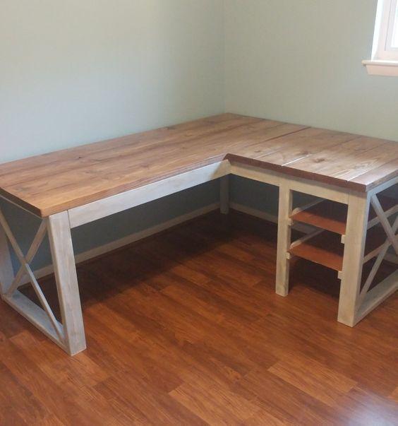 47 Schreibtisch Aus Holz Handmade Diy Die Ihr Zuhause Fabelhaft Aussehen Wird Desk Furnit My Blog In 2020 Schreibtisch Holz Schreibtisch Selber Bauen Eckschreibtisch Diy