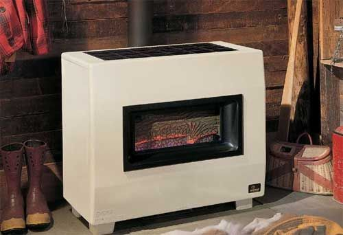 Empire B Vent Console Room Heater Closed Front 65000 Btu