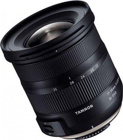 Tamron 17 35mm F 2 8 4 Di Osd Lens Model A037 Announced Available For Pre Order Nikon Rumors Tamron Focal Length Binoculars