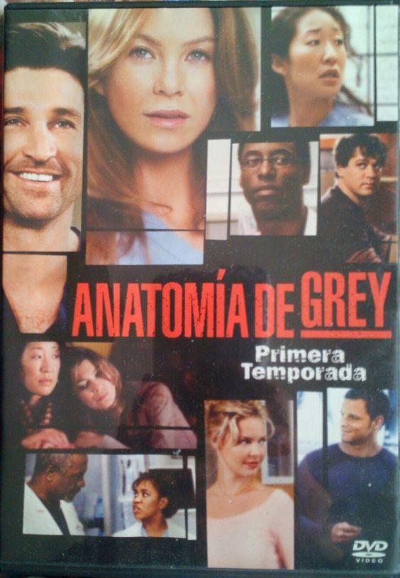 Anatomía de Grey uno