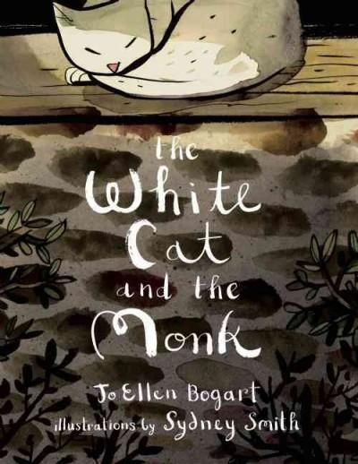 """The Cat and the Monk: A Retelling of the Poem """"Pangur Ban"""""""