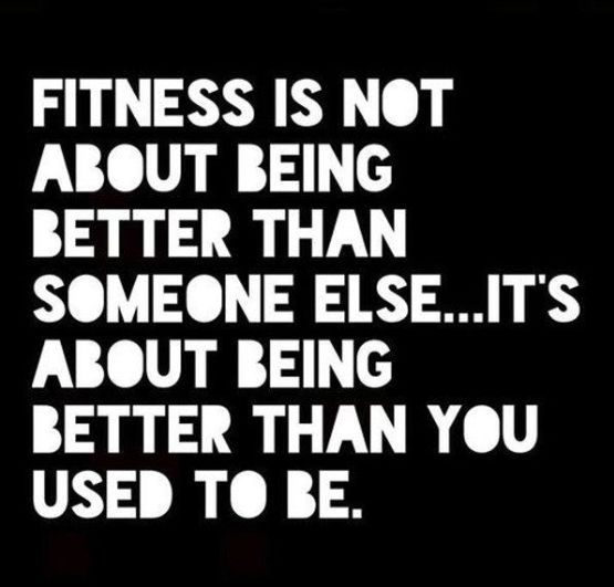 #Motivation #FitnessMotivation #MorningMotivation  Be Better Than You Used To…