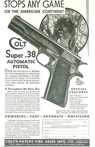 Image result for colt 38 super logo