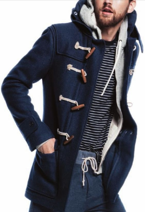 Toggle coat | Men&39s File | Pinterest | Love the Love and The o&39jays