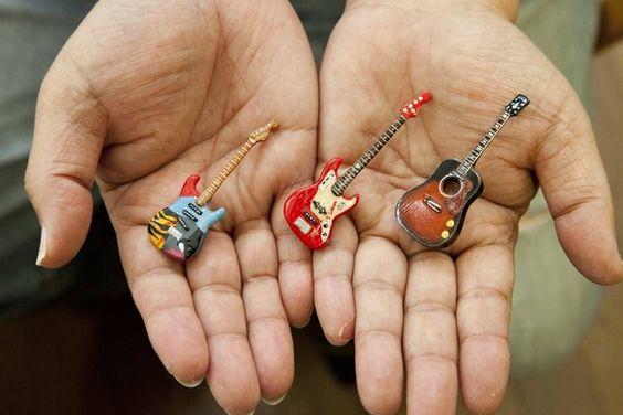 請把它想成是一把6公分的小吉他。「Wood Beat Studio」/帶廣市   北海道Likers