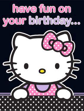 Pin By Gowri Venkatesh On Bd Hello Kitty Birthday Hello Kitty