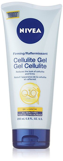 NIVEA Q10 plus Firming Cellulite Gel, 200mL