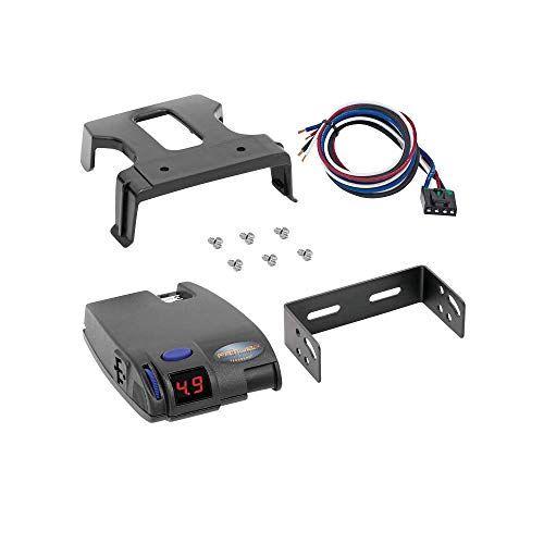 Tekonsha 90160 Primus Iq Electronic, Tekonsha Primus Iq Trailer Brake Controller Wiring Diagram