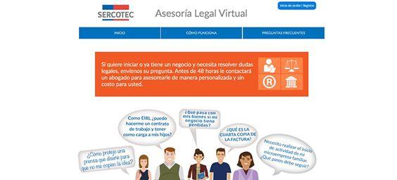 Asesoria legal virtual