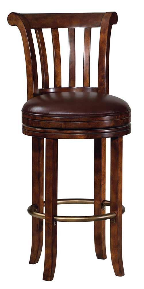 Tremendous Howard Miller Ithaca Bar Stool Bar Furniture Leather Pabps2019 Chair Design Images Pabps2019Com