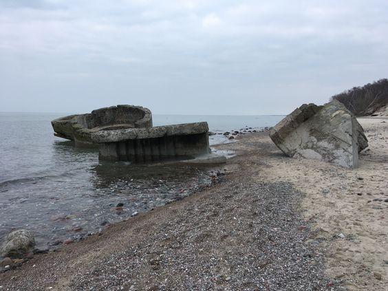 Руины чего-то бетонного. Фото: Vladimir Shveda
