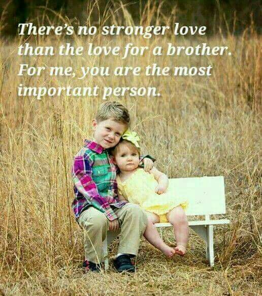 You Are Not Only My Brother You Are My Best Friend Who Saw Me Crying Laughing But Who Was Always With Brother Quotes Best Brother Quotes Big Sister Quotes