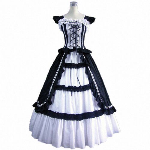 Lolita Dress; 10 to choose from. Click this PIN Open to see them all + more.