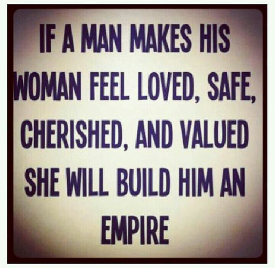 a real woman treats her man quotes - photo #17