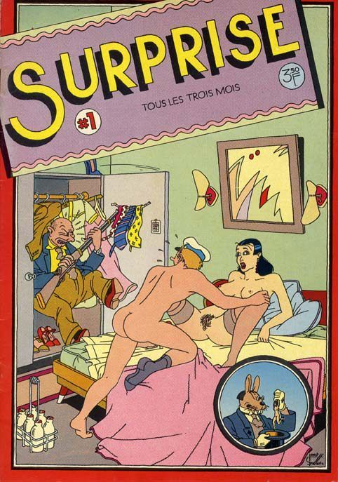 Surprise #1 (1976) Joost Swarte
