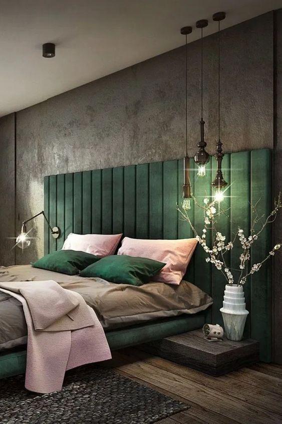 Tips decor phòng đẹp sử dụng miếng xốp dán tường 6