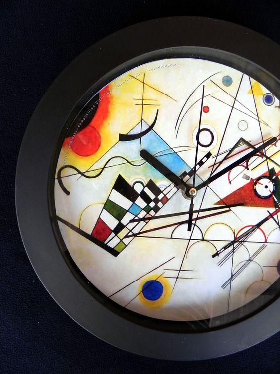 """""""El artista debe ser ciego frente a la forma reconocida o no, del mismo modo que debe ser sordo a las enseñanzas y los deseos de su tiempo."""" (W.K) ---------------------------------------------------------------------- I ♥ kandinky - I ♥ arte - I ♥ objetos - I ♥ diseño - I ♥ e s t u d i o d u e t o"""