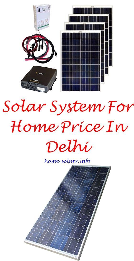 Solar Energy System For Home Solar Power House Solar Panels Solar Power Kits