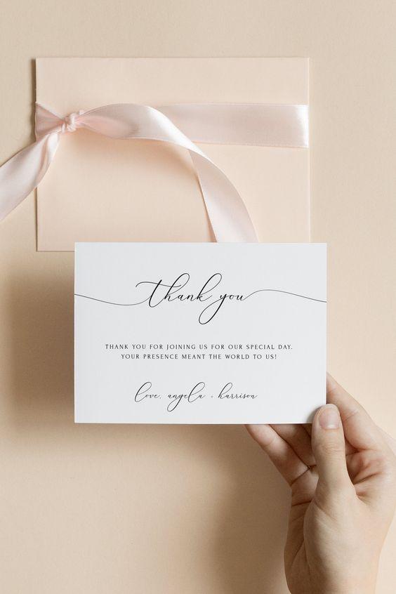 การ์ดงานแต่ง (Wedding Card)