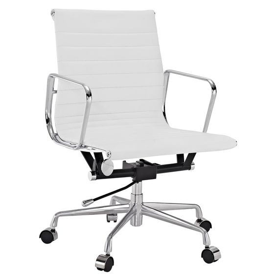 SFS 131 Leather Ribbed Chairs Supreme Furniture Services – Wb Mason Chairs