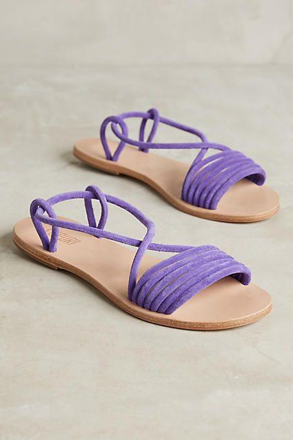 Brilliant Flat Shoes