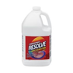Resolve Professional Carpet Extraction Cleaner 1 Gallon Carpet Cleaning Supplies Cleaning