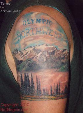 Pinterest the world s catalog of ideas for Washington state tattoos