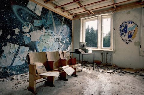 Best Soviet Ghosts By Rebecca Litchfield Images On Pinterest - 24 mysterious haunting abandoned buildings soviet union