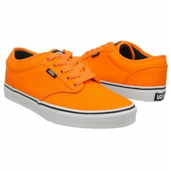 Vans Orange Shoes