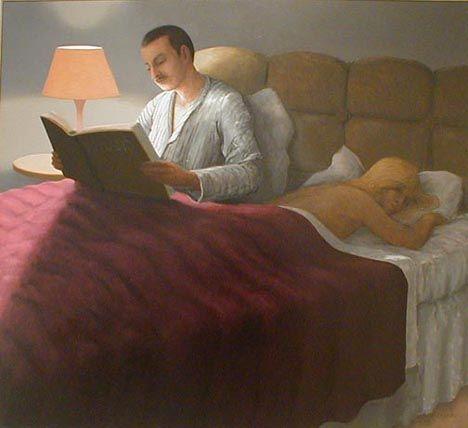 pintura de Robert Cronin