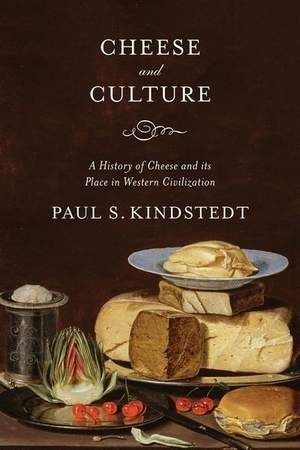 Very interesting -- VT author's book on cheese and its place in history and how culture influences cheese