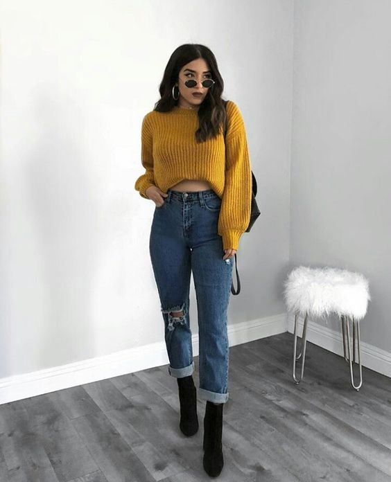 Cute Fall Outfits Fashion 2018 - soyvirgo.com