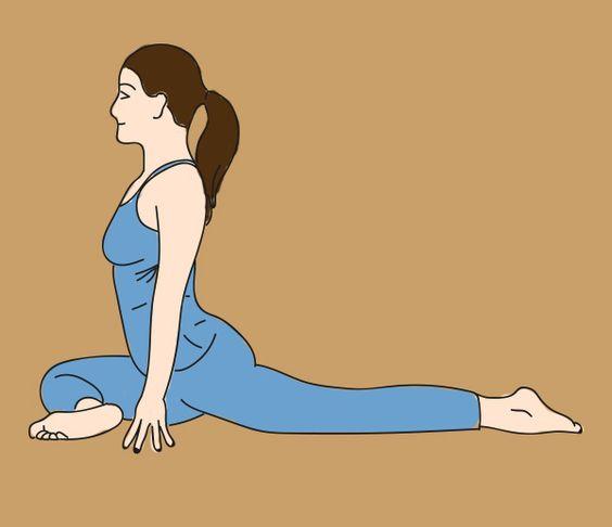 БЛОГ ПОЛЕЗНОСТЕЙ: Она делала это упражнение всего 1 раз в 2 дня. Спина перестала болеть сразу же