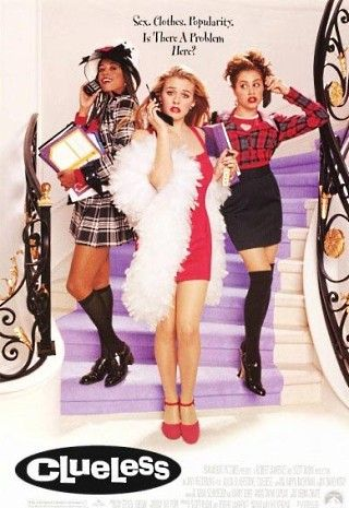 Clueless - Loooooove it!: Fav Movie, 90S Movie, Fave Movie, Movie Poster, Favorite Movie, Tv Movie