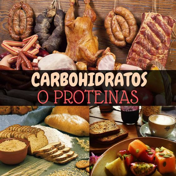Carbohydrates or Proteins: The Ultimate Comparison Between These Marconutrients - The Vitamins Guide