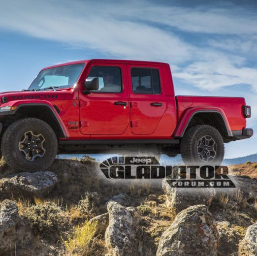 2020 Jeep Gladiator Is The Wrangler Pickup Truck We Ve Been